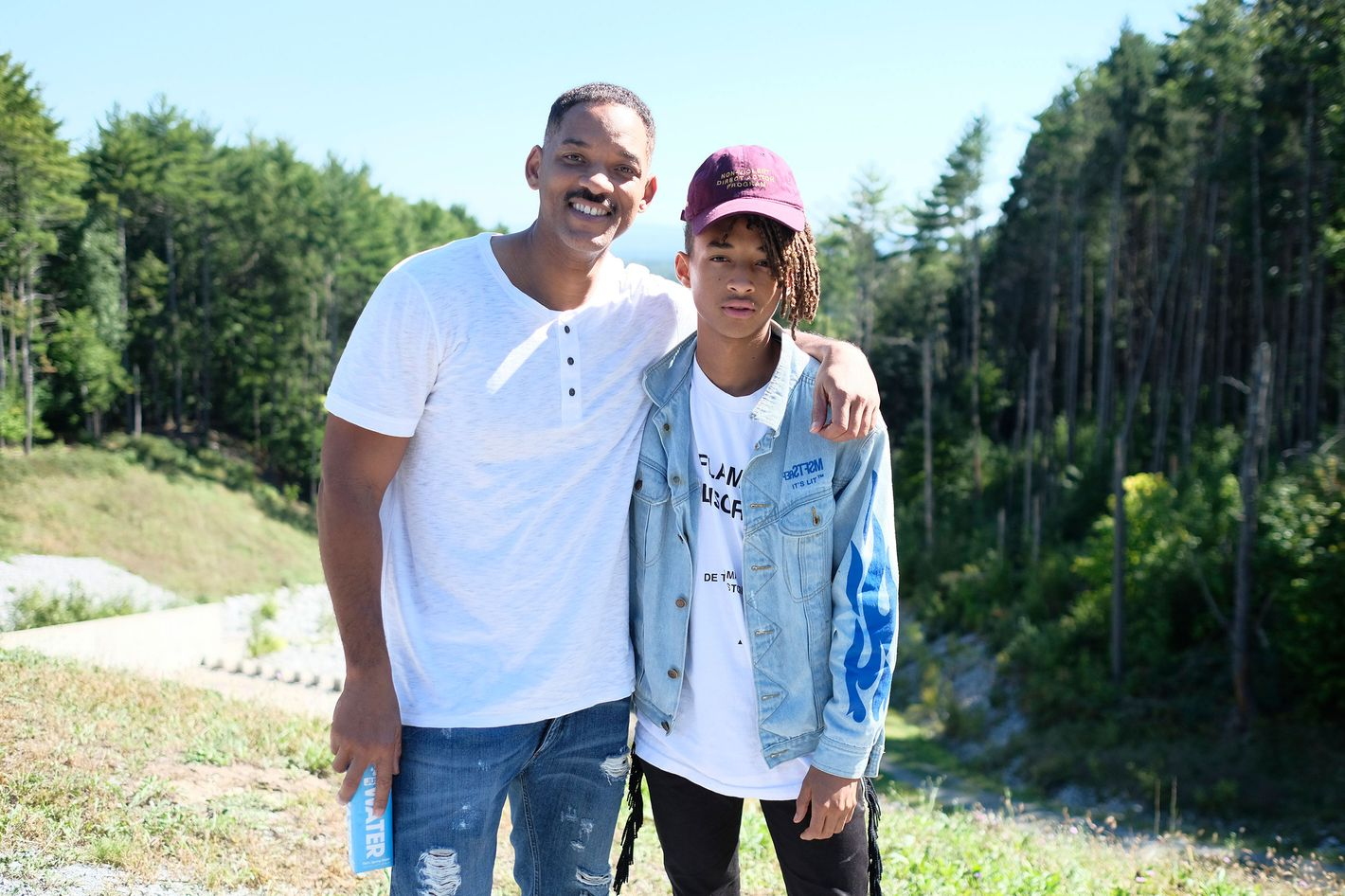 A tour of will and jaden smiths justwater factory voltagebd Image collections