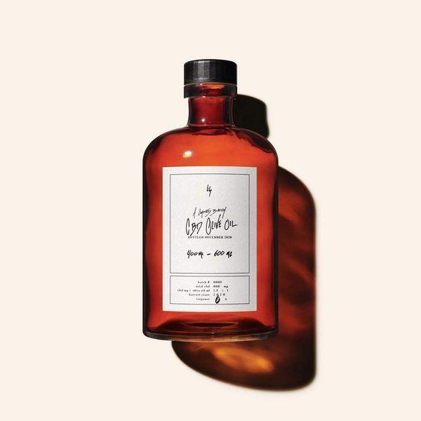 Lily CBD Olive Oil, 400ml Bottle
