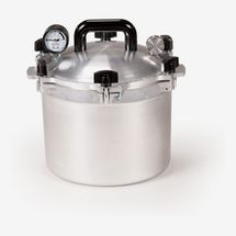 All American 10.5-Qt Canner Pressure Cooker
