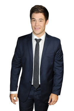 "HOLLYWOOD, CA - SEPTEMBER 24:  Actor Adam DeVine arrives at the premiere of Universal Pictures And Gold Circle Films' ""Pitch Perfect"" at ArcLight Cinemas on September 24, 2012 in Hollywood, California.  (Photo by Kevin Winter/Getty Images)"