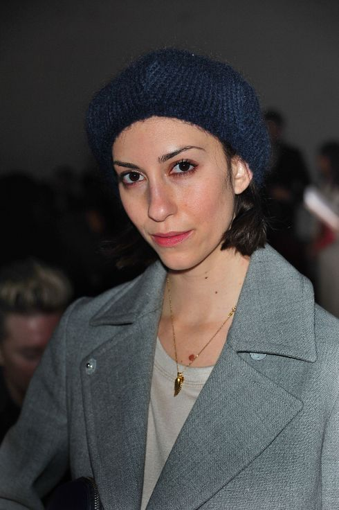 Actress Gia Coppola attends the 3.1 Phillip Lim Fall 2012 fashion show during Mercedes-Benz Fashion Week at the Highline Stages on February 13, 2012 in New York City.