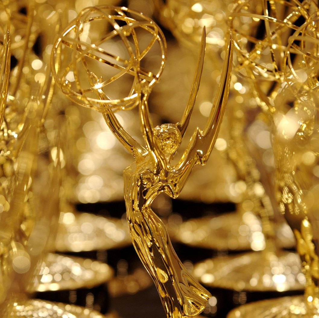 Emmy Statue (Photo by Marc Bryan-Brown/WireImage) *** Local Caption ***