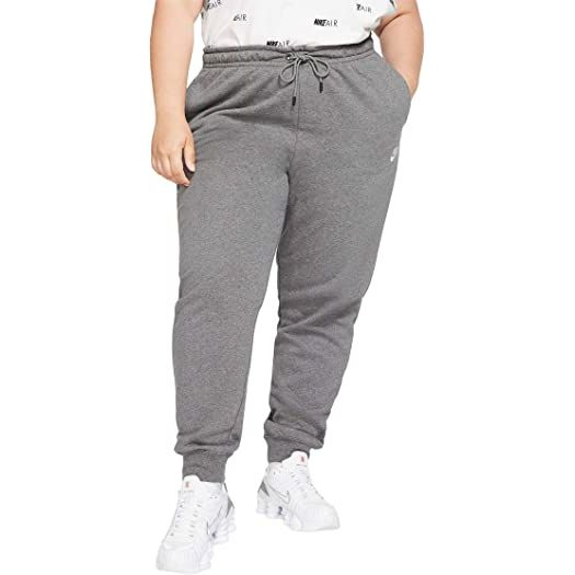 Nike Plus Size NSW Essential Pants Regular Fleece