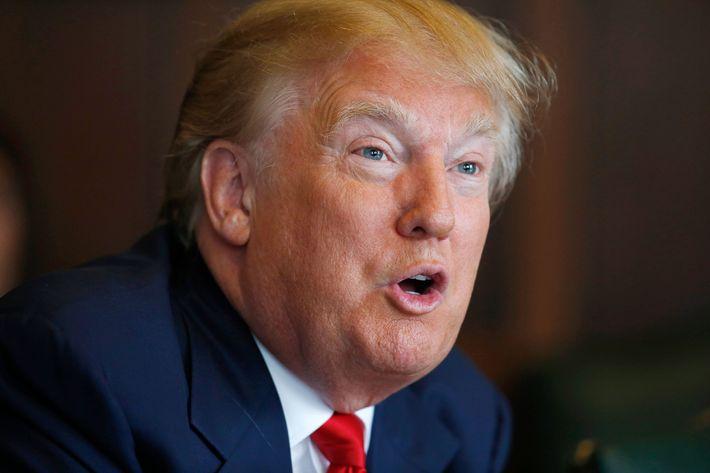 Donald Trump in Chicago