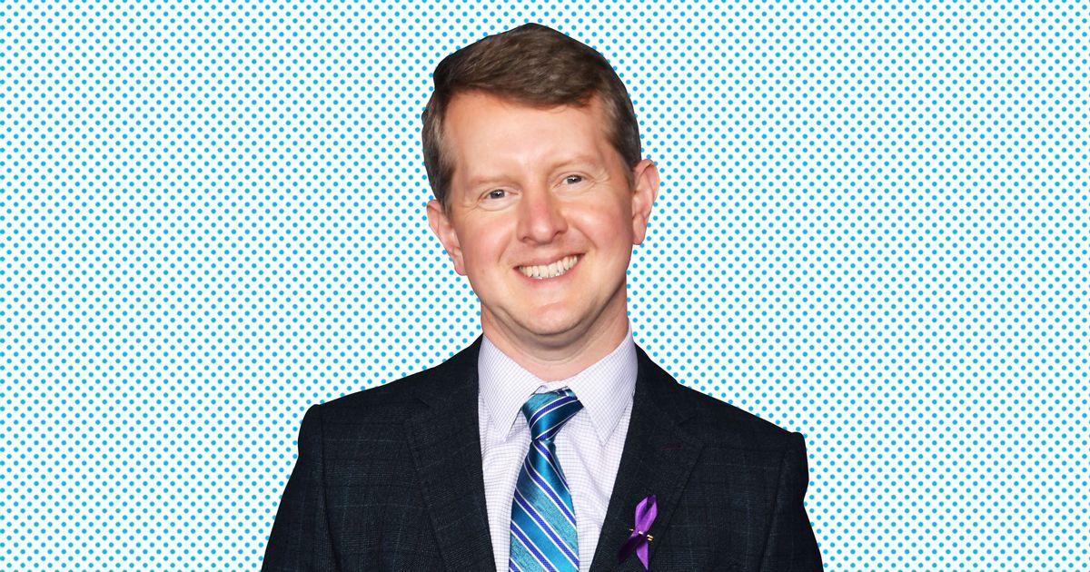 Ken Jennings on Jeopardy Greatest of All Time Tournament Win
