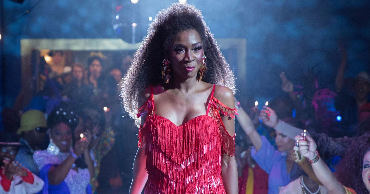 Angelica Ross, Ryan Murphy Discuss Candy's Death on 'Pose'