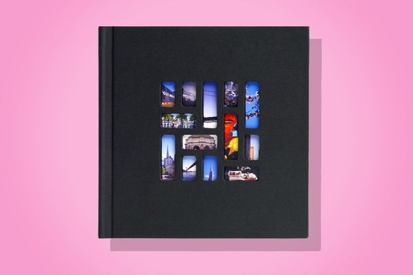 Mosaic Photo Book
