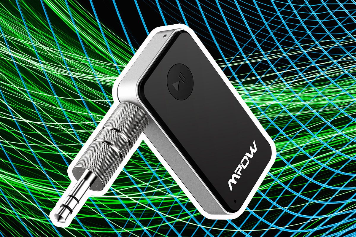 Mpow Bluetooth Receiver