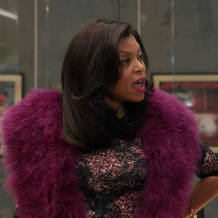 Taraji P. Henson as Cookie on <em>Empire</em>.