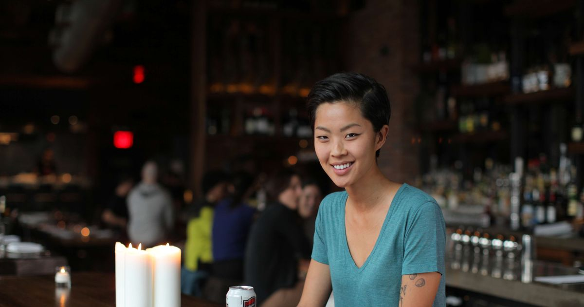 Chef Kristen Kish Shares Gelato With Padma, Drinks Fernet and Cola With Danny Bowien