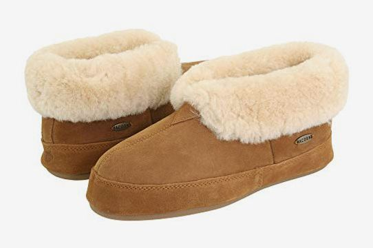 Acorn Men's Sheepskin Bootie II Slippers