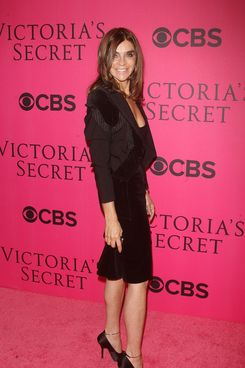 Carine Roitfeld attends the 2011 Victoria's Secret Fashion Show at the Lexington Avenue Armory on November 9, 2011 in New York City.