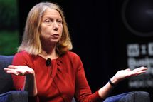 NEW YORK, NY - MAY 07: Executive Editor of The New York Times Jill Abramson attends the WIRED Business Conference: Think Bigger at Museum of Jewish Heritage on May 7, 2013 in New York City. (Photo by Brad Barket/Getty Images for WIRED)