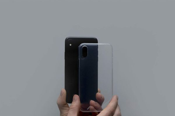 Peel Super Thin iPhone Xs Case