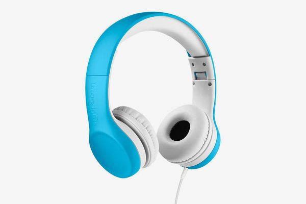 LilGadgets Connect+ Premium Volume Limited Wired Headphones With SharePort for Children
