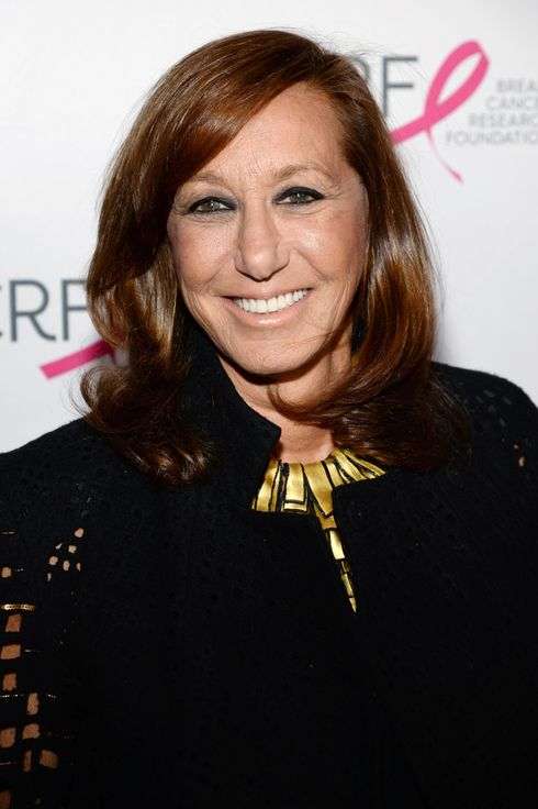 Donna Karan Helped Women Look Like Themselves -- The Cut