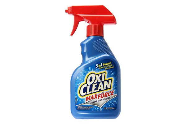 OxiClean Max Force Laundry Stain Remover Spray 12-Ounce, 2-Pack