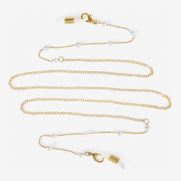 Luiza Marchiori Gold Plated Glasses Chain