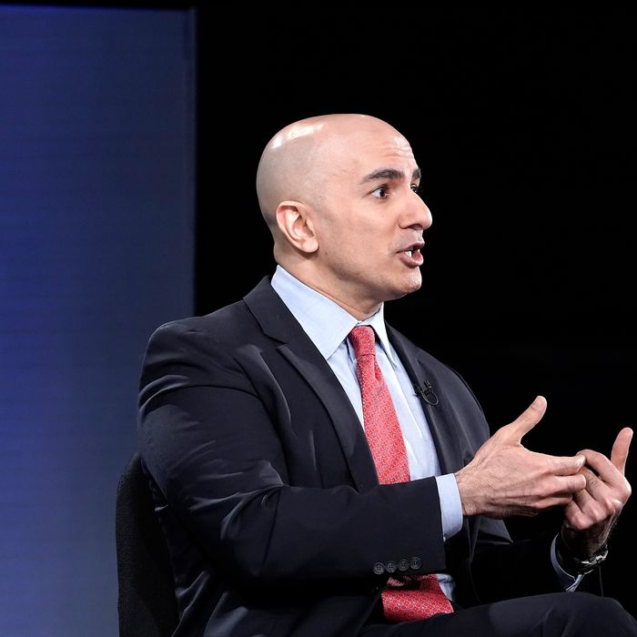 Minneapolis Federal Reserve President Neel Kashkari.