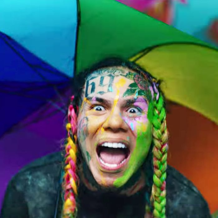 Tekashi 6ix9ine 'Gooba' Review