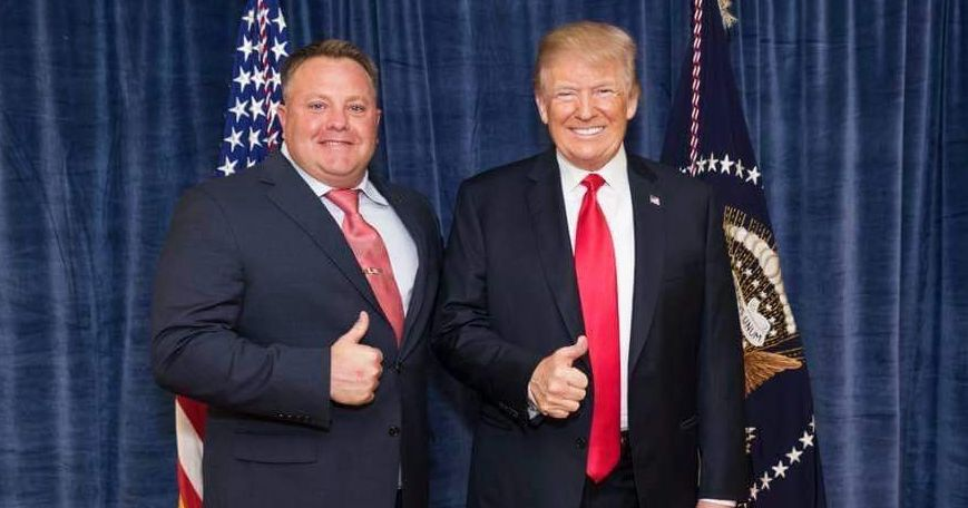Trump's Goons Were Up to Something Very Shady in Ukraine