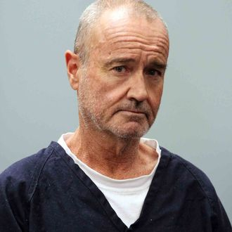 Peter Robbins AKA Charlie Brown's voice was arrested