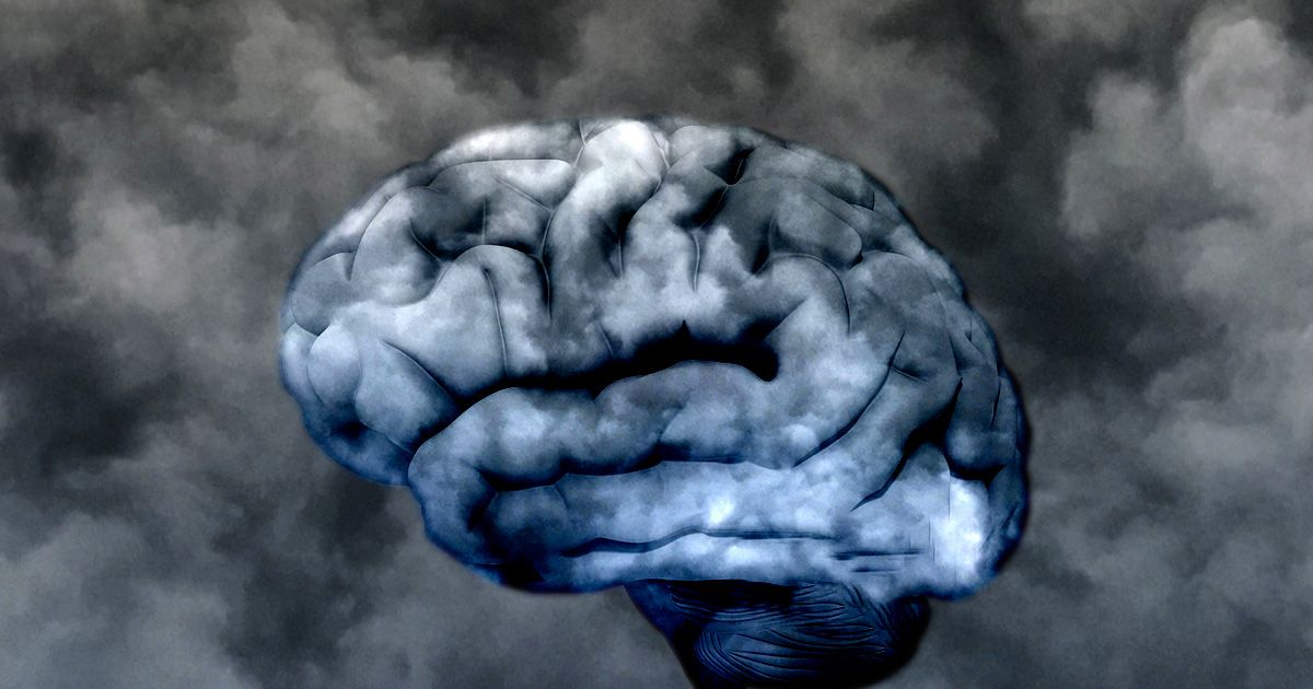 Is the Default Mode of the Brain to Suffer?