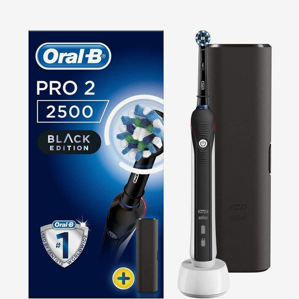 Oral-B Pro 2 2500 CrossAction Electric Toothbrush