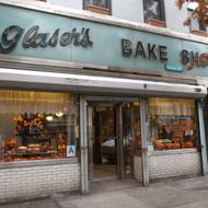 Herb Glaser will reopen the bakery after Christmas.