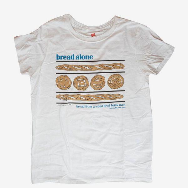 Bread Alone Retro T-Shirt