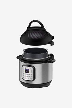 Instant Pot Duo Crisp Pressure Cooker 11 in 1 with Air Fryer, 8 Qt