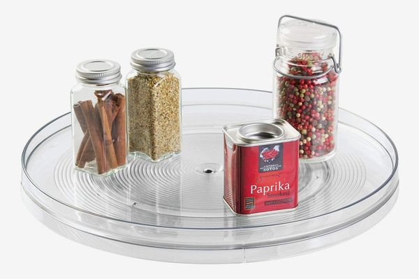 iDesign Rotatable Spice Rack, Extra Large