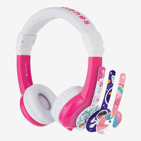 Onanoff Buddyphones Explore Foldable Volume Limiting Kids Headphones