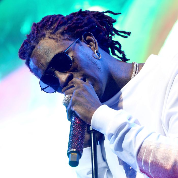 07a1c5d7a3a92 Is Young Thug Having a Moment