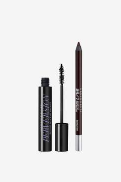 Urban Decay Eye Makeup Set - Volumizing Mascara + Waterproof Eyeliner Pencil