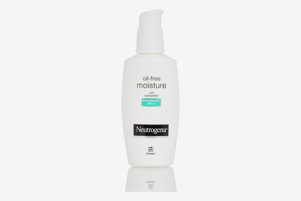 Neutrogena Oil-Free SPF 15 Facial Moisturizer
