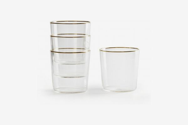 Ammane Set of 4 Glasses