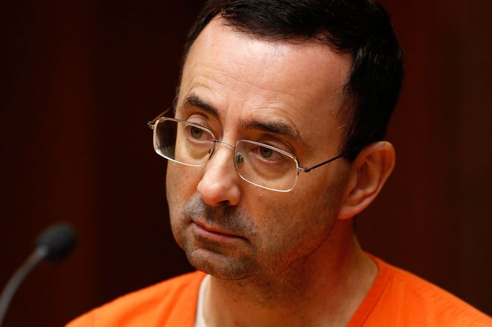 USA Gymnastics Doctor to Plead Guilty to Child-Porn Charges