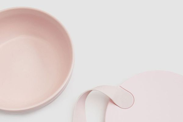W&P Porter Ceramic Lunch Bowl in Blush