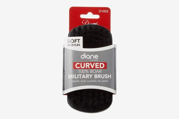 Diane Fromm Curved 100% Boar Military Brush Soft Bristle