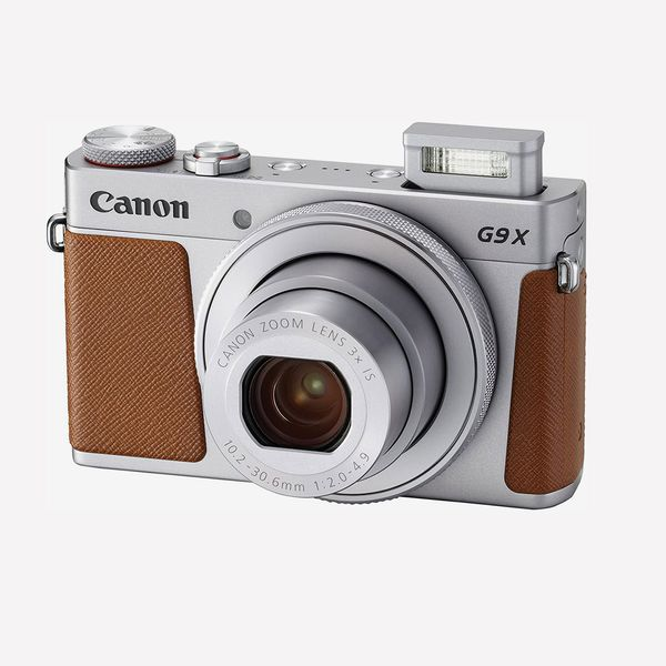 Canon PowerShot G9 X Mark II Digital Camera, Silver