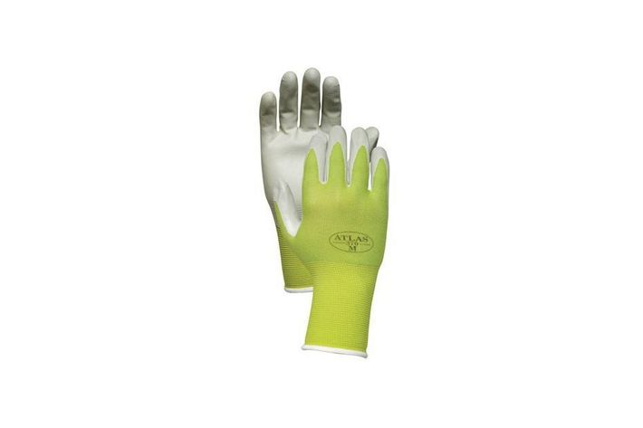 while leather gloves are too hot and generic hardware store cotton is too flimsy the atlas 370 nitrile coated gardening gloves balance durability and - Best Garden Tools