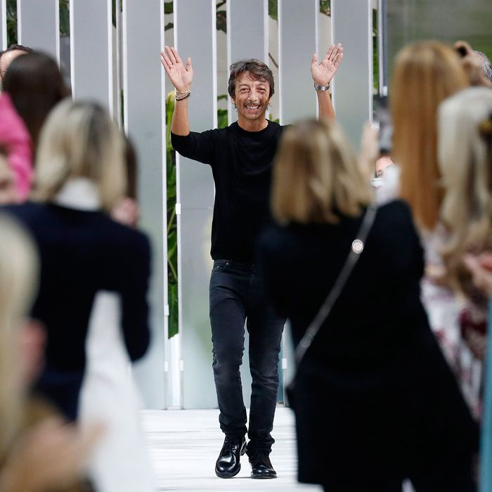 138f261c7e6ed Valentino's Pierpaolo Piccioli on 'Glamleisure' and Being Named Designer of  the Year