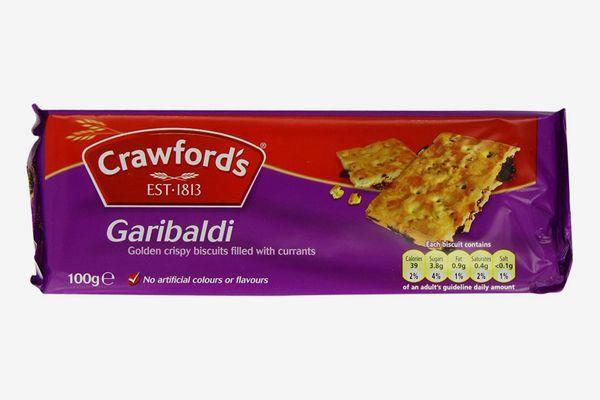 Crawford's Garibaldi Biscuits (Pack of 12)