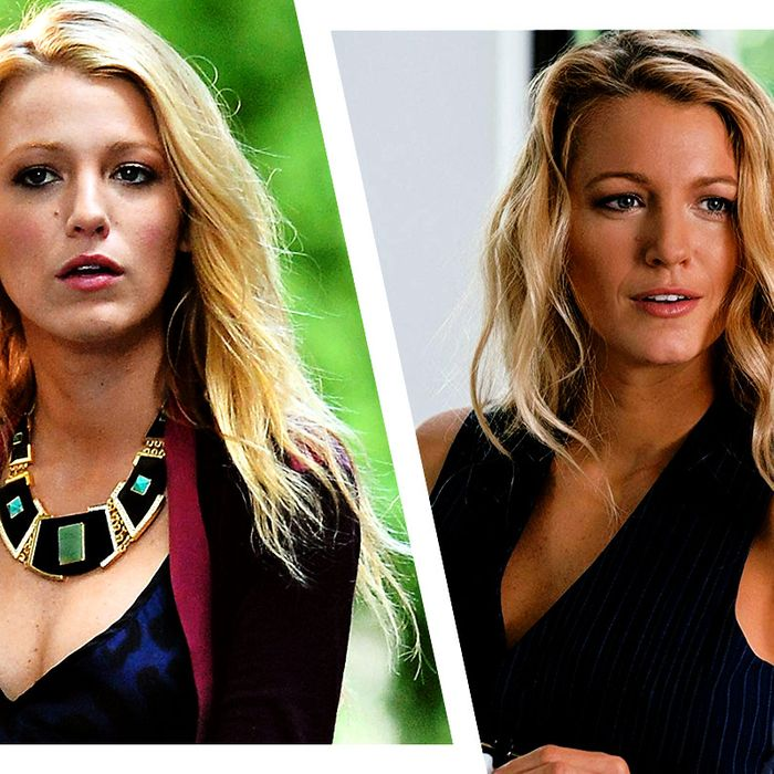 1a97700875b7 Who Said It  Blake Lively in A Simple Favor or Blake Lively in Gossip Girl