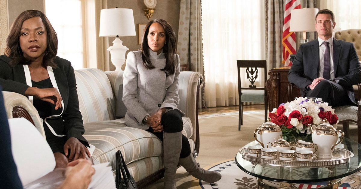 Scandal' Recap Season 7 Episode 12: HTGAWM Crossover