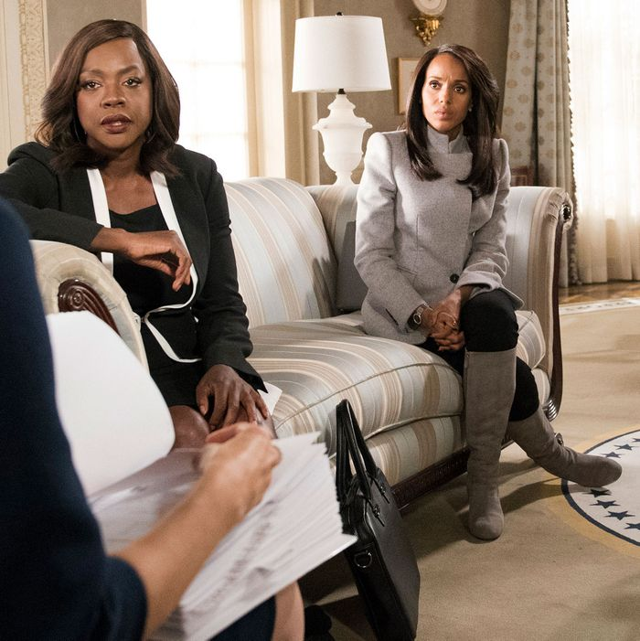 392ac8b69c59 Scandal' Recap Season 7 Episode 12: HTGAWM Crossover