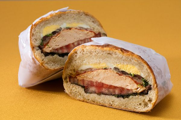 5 New Sandwiches for People Who Don't Care About Beach Bods