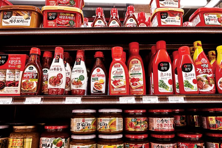 These burgeoning markets are a mirror of immigrant new york for Fish sauce kroger