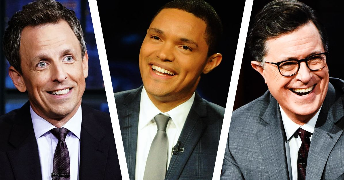 A Guide to Next Week's Live Late-Night Coverage of the Democratic Debates